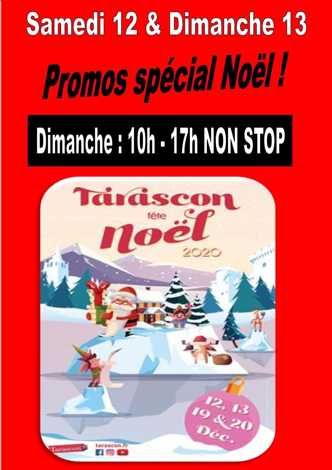 Marchés aux Santons & Noël