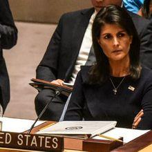 Nikki Haleyprend à partie les Nations Unies après le vote anti-Jérusalem