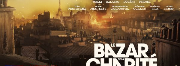 TF1 et Netflix signent un accord de partenariat avec la série événement « Le Bazar de la Charité »