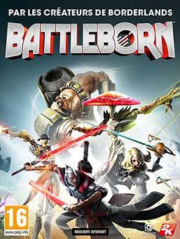 Jeux video: Bande annonce de lancement de Battleborn ! #PS4 #Xbox