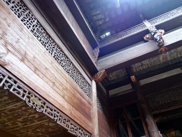 l'Anhui, province connue pour les Montagnes Jaunes, coeur du Huizhou ; de nombreux villages anciens méritent une grande attention.