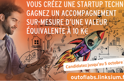 #Startup #Mentorat : 10e Challenge Out of Labs