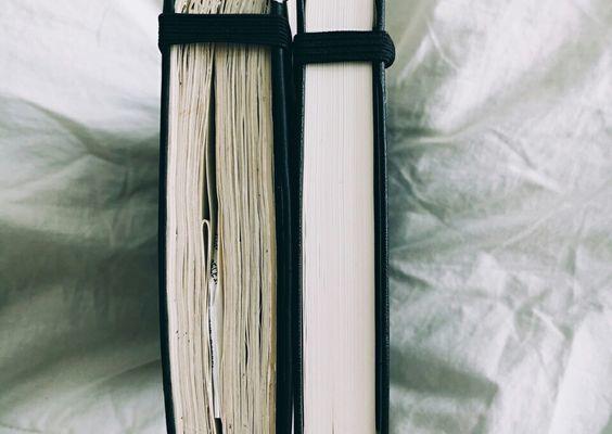 Mes carnets pour démarrer l'année sereinement