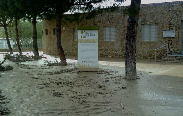 Inundaciones Badolatosa 19/03/2010