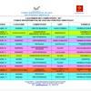 Calendrier Départemental 2017 et Règlement Département Jeune 2017