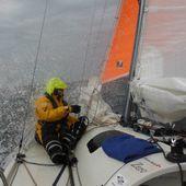 Les allures de sauvegarde à bord d'un voilier (3/3) - Les voiles de mauvais temps - ActuNautique.com