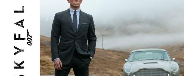 007 Skyfall - (Sam Mendes, 2012)