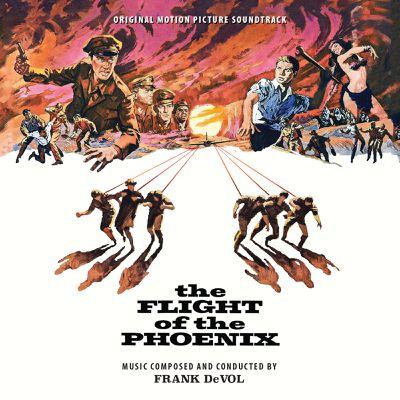 The Flight Of The Phoenix (Der Flug des Phoenix) musikalisch begleitet von Frank DeVol