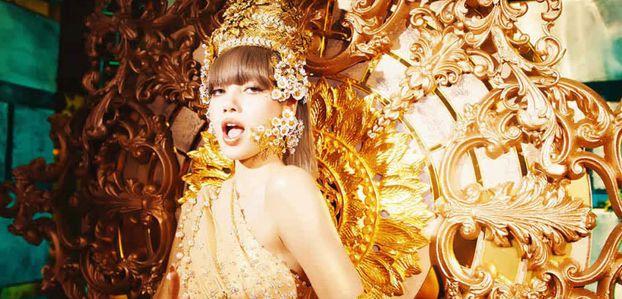Lisa Blackpink mixe K-Pop et tradition thaïlandaise sur YouTube