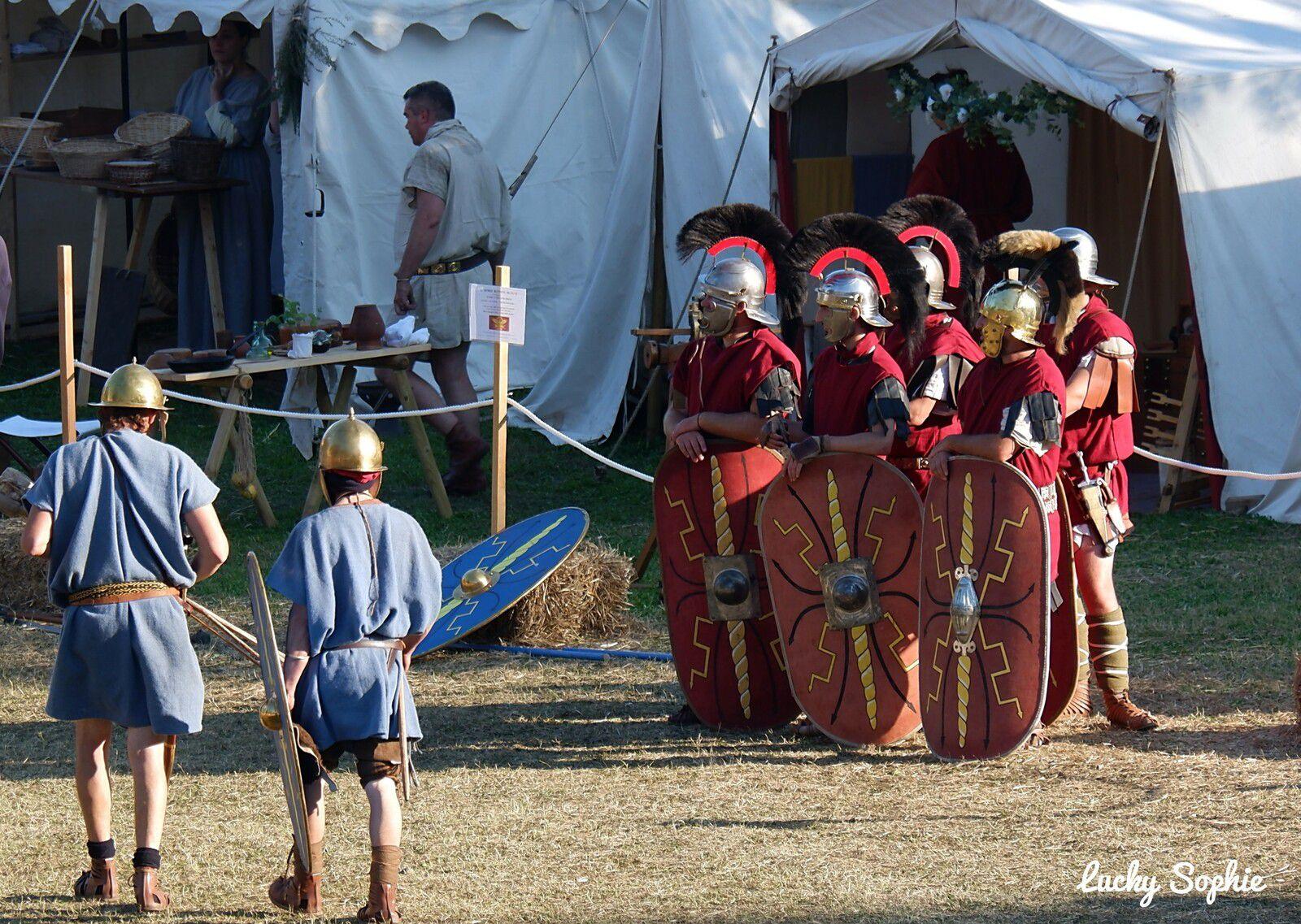Festival romain à Lugdunum !