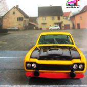 FORD CAPRI 2900 INJECTION SOLIDO 1/43 - car-collector.net