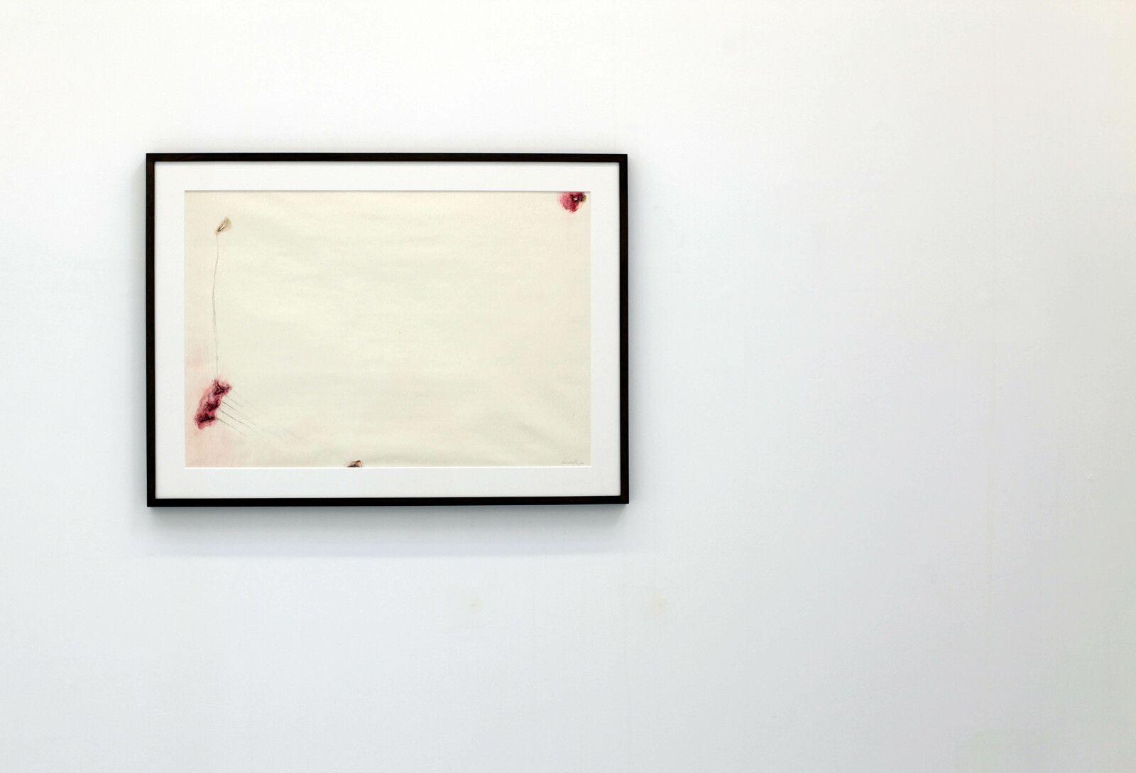"""""""Sans titre"""", 2000 de Daniel POMMEREULLE - Courtesy de la Galerie Christophe Gaillard © Photo Éric Simon"""