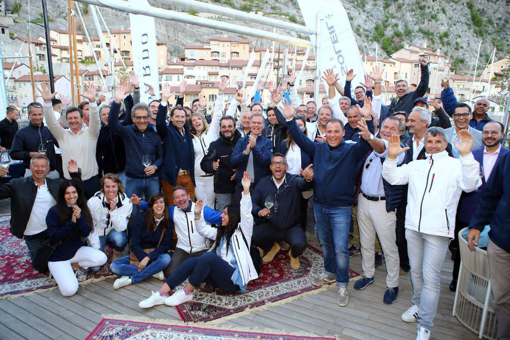 Cantiere del Pardo Week 2019 – First edition, record results