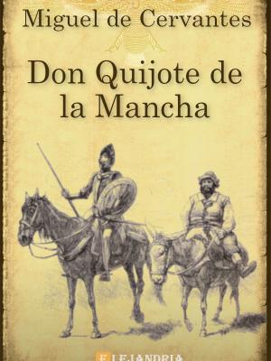 Libro Don Quijote de la Mancha [PDF] [EPUB]