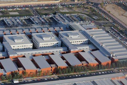 Imágenes Hospital Clínico Universitario Río Hortega de Valladolid.- El Muni.