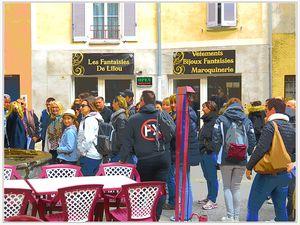 Saint André les Alpes : Les excursions CP vont bon train