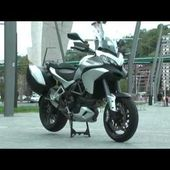 Test Ducati Multistrada 1200 S Touring : du velour !