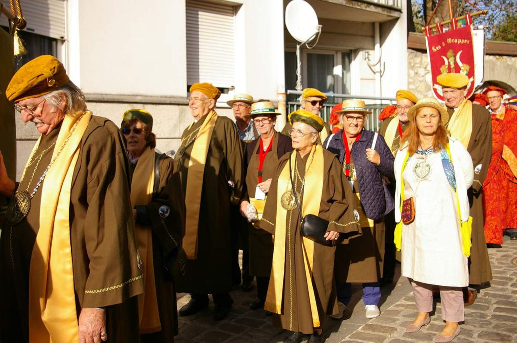 Le Symposium des Vignes d'Ile-de-France à Bagneux le samedi 20 octobre