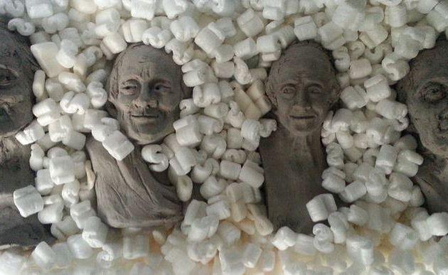 Nouveaux cours de sculpture le mardi soir avec Joao!