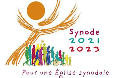 """Synode 2021-2023, """"Pour une Église synodale"""""""
