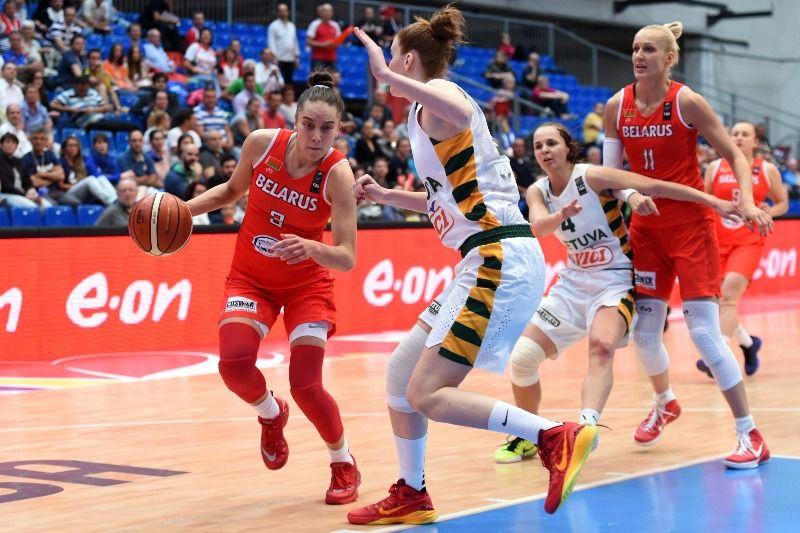 Euro dames 2015: la Biélorussie rejoint la Serbie