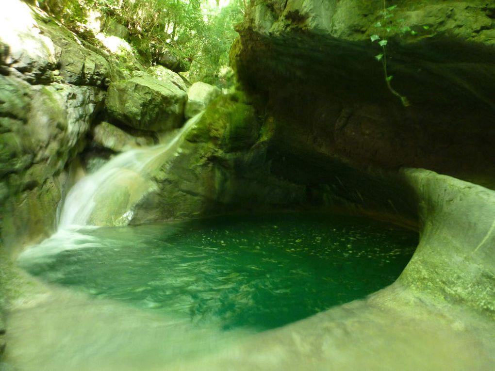 WE canyon : Barbaira et Carleva. 24/25 Juin