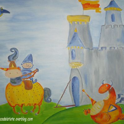 tableau chevalier