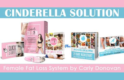 Cinderella Solution - How Does It Work For Weight Loss
