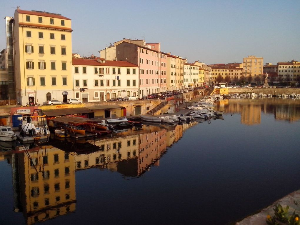 Voyage poétique - There will be a time The Great Livorno