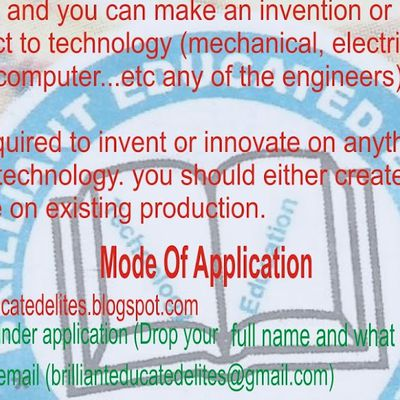 Technology experts  needed, visit the link available here to apply.