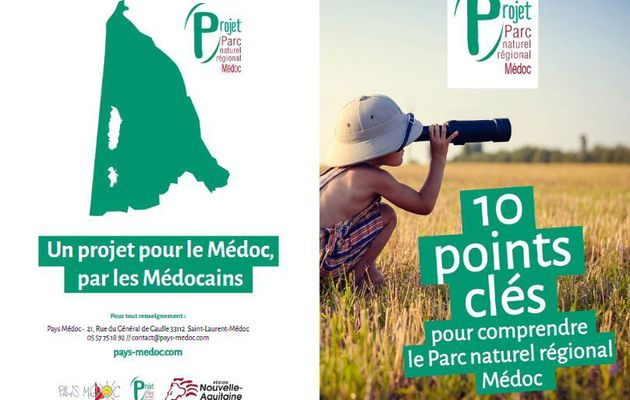 Le PNR Médoc au Journal Officiel