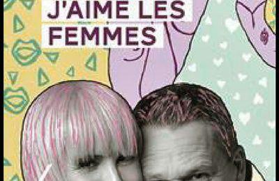 *MOI AUSSI J'AIME LES FEMMES* Pénélope McQuade et Alain Labonté* Éditions Stanké* par Lynda Massicotte*