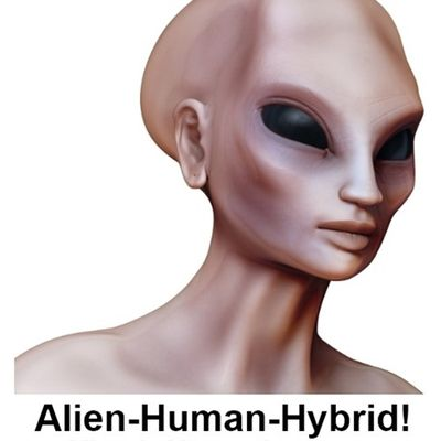 Alien-Human Hybrids Stroll Amongst Us! 10 Recognition Features!