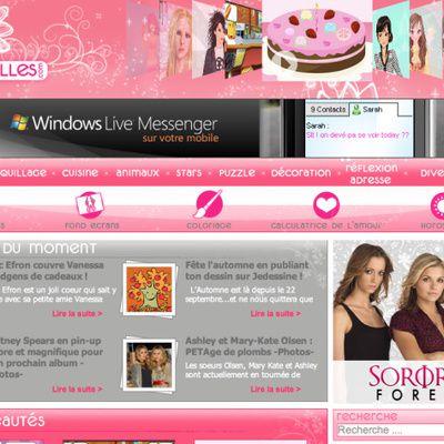 Tous les meilleurs sites de jeux pour les filles