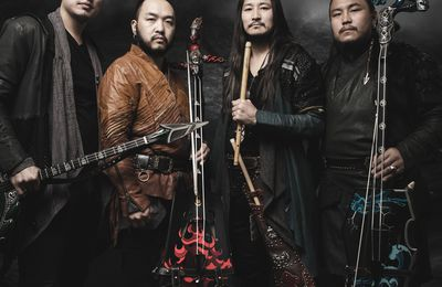 Metal mongol : THE HU, dis donc !