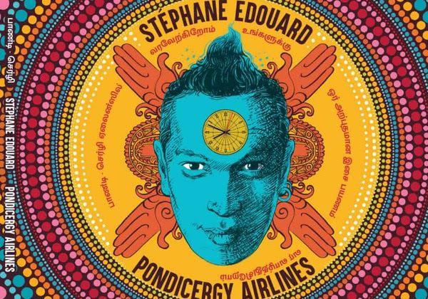 Stéphane Edouard, nouvelle vidéo Appa // album Pondicergy Airlines