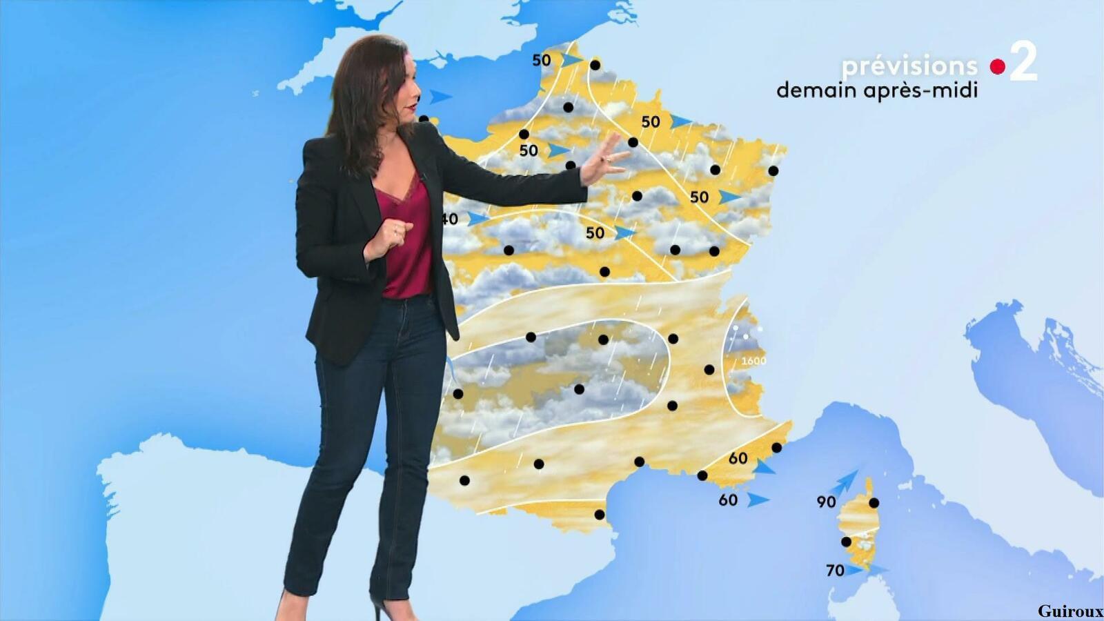 Anaïs Baydemir 17/05/2021 Journaux météo du midi