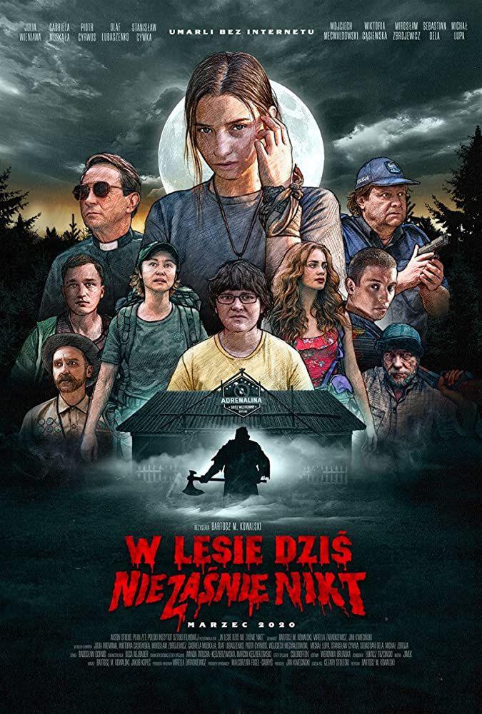 Critique Ciné : Nobody Sleeps in the Woods Tonight (2020, Netflix)