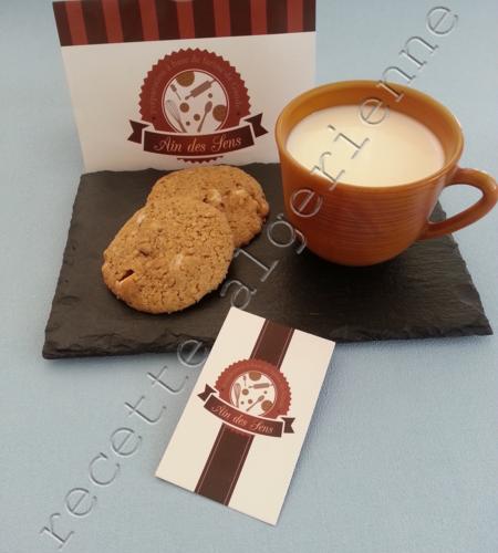 Kit de préparation de Cookies Nougat / Noix de Cajou