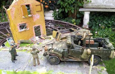 Scout car M3A1 (Hobby Boss - 1/35 - par Patrick G.)