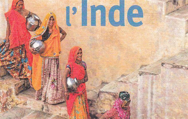 Le goût de l'Inde, textes réunis et présentés par Jean-Claude Perrier
