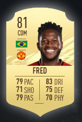 FRED FIFA 21