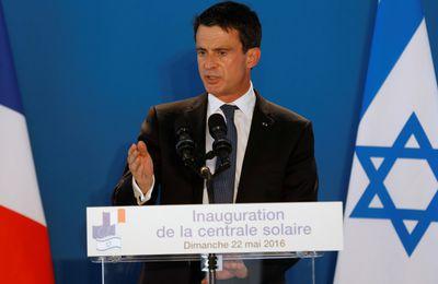 Le portable de Manuel Valls espionné en Israël