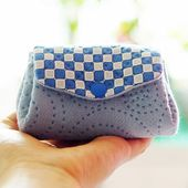 Fabric Purse Tutorial. ~