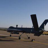 VIDÉO. Nouvelle utilisation de drones armés de l'ANP contre des objectifs terroristes - TSA