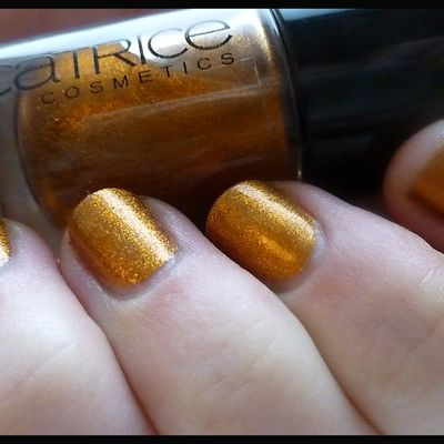 Catrice - Oh my Goldness!