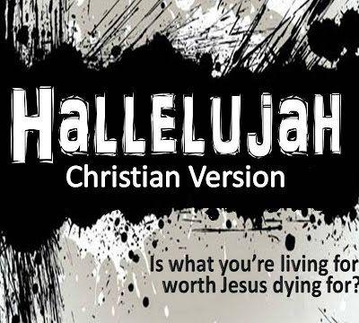"Versions chrétiennes de la chanson ""Hallelujah"""