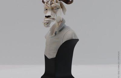 Attakus annonce un nouveau buste de la série Blacksad: FAUST Disponible cet été 2021