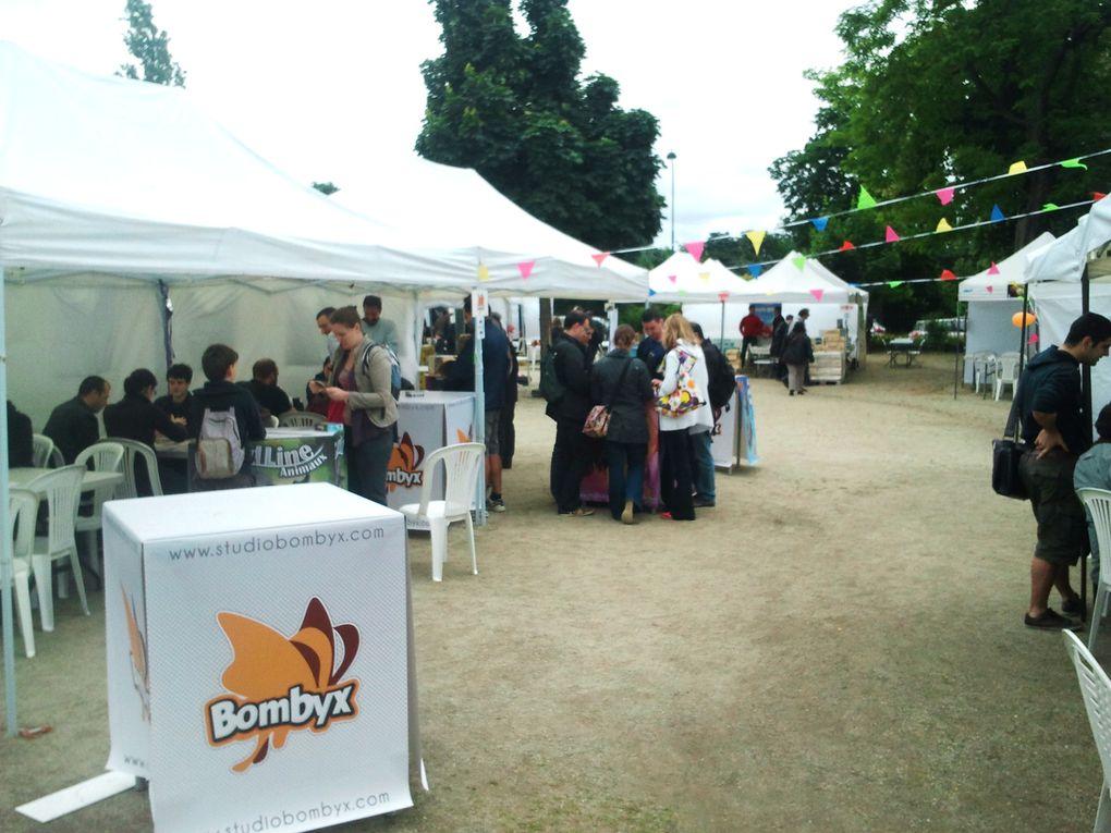 Photos du festival Paris est Ludique 22 et 23 juin 2013