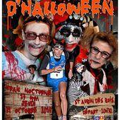 Les Foulées d'Halloween du 31 octobre 2019 à Saint Aubin des Bois (28) : dernière ligne droite pour s'engager - Le blog du DREUX CC